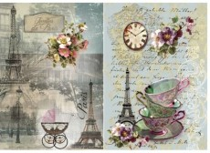 Papier do Decoupage firmy ITD 60g nr 471